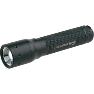 Led Lenser P5E Torch- black
