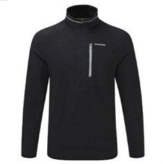 Craghoppers Pro Lite Half Zip Fleece Sport (Black)