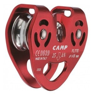 Camp Flyte Double Pulley 25KN