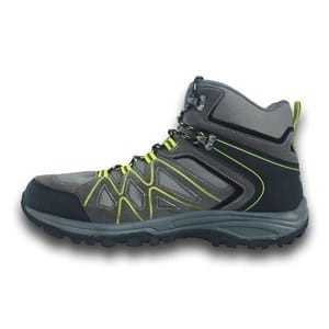 QuipCo Waterproof Hiking Shoes - Charcoal