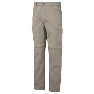 Craghoppers Nosilife Convertible Trousers- Pebble