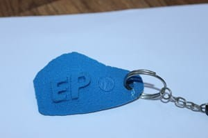 Entre-Prises -CLIMBING HOLD KEYCHAINS