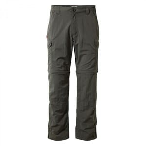 Craghoppers Nosilife Convertible Trousers- Bark