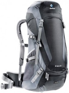Deuter Ac Aera 30 Ltr Backpack-Black