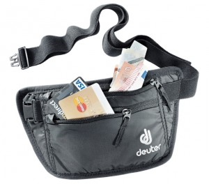 Deuter Travel Accessory Security Money Belt 1