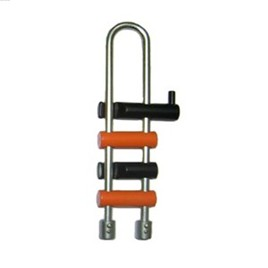Vertical Rack Steel 4 Bars