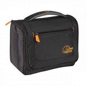 Lowe Arpine Wash Bag Anthracite