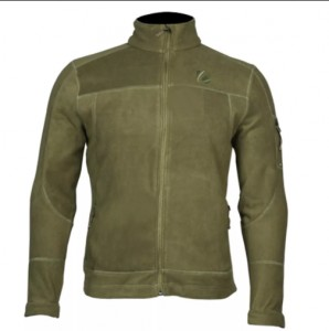 CC FLEECE SKI JACKET ORBIT Olive Green